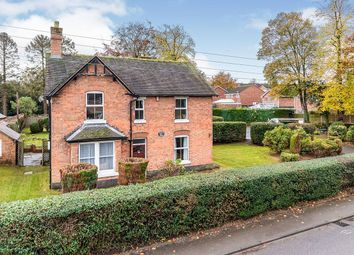 3 bed detached house for sale in Stone Road, Eccleshall, Stafford ST21