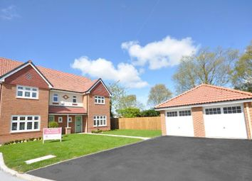 Thumbnail 4 bedroom semi-detached house for sale in Plot 10, The Epsom, The Thatch, Garstang, Preston, Lancashire