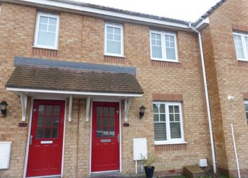 Thumbnail 2 bed terraced house for sale in Long Meadow, North Cornelly, Bridgend