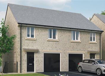 """Thumbnail 3 bed semi-detached house for sale in """"The Edgerton"""" at Weatherhill Road, Lindley, Huddersfield"""