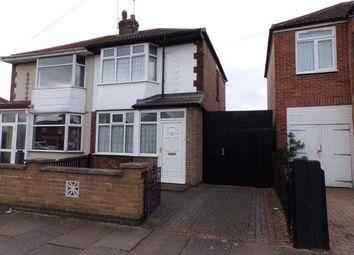 Thumbnail 2 bed semi-detached house for sale in Brackenthwaite, Rushey Mead, Leicester, Leicestershire