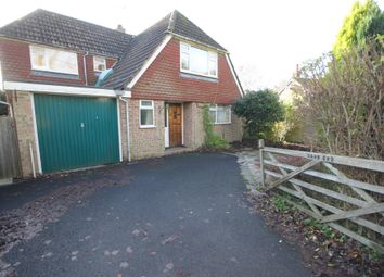 Thumbnail 3 bedroom detached house to rent in North Common Road, Wivelsfield Green