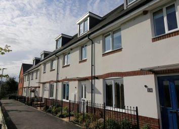 Thumbnail 3 bed terraced house for sale in Allotment Approach, Tiverton