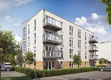 Thumbnail 2 bedroom flat for sale in Bleriot Gate, Station Road, Addlestone, Surrey