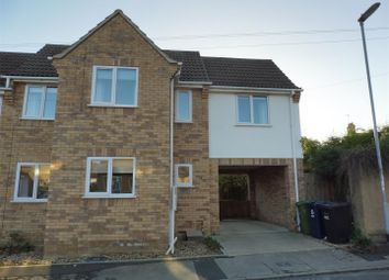 Thumbnail 3 bedroom property to rent in Middle Street, Farcet, Peterborough