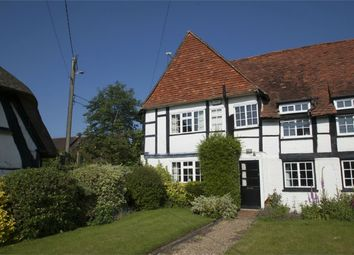 Thumbnail 2 bedroom semi-detached house for sale in The Street, North Warnborough, Odiham