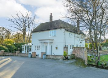 Thumbnail 4 bed equestrian property for sale in Coombe Lane, Guildford, Surrey