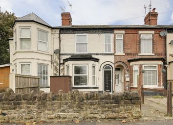 Thumbnail 3 bed terraced house for sale in Bourne Street, Netherfield, Nottinghamshire