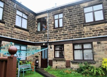 Thumbnail 2 bed terraced house for sale in Wellfield Court, Matlock