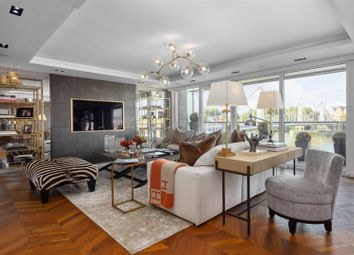 Thumbnail 3 bed flat for sale in Centurion Building, Chelsea Bridge Wharf, London