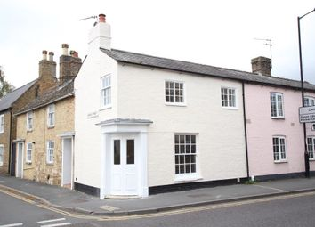Thumbnail 2 bedroom end terrace house for sale in Chapel Street, Ely