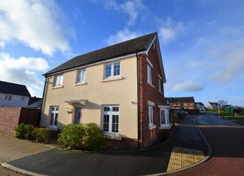 Thumbnail 3 bed detached house for sale in Bryn Celyn, Llanharry, Pontyclun