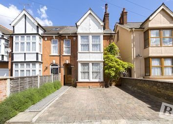 Thumbnail 5 bedroom semi-detached house for sale in Essex Road, Gravesend, Kent