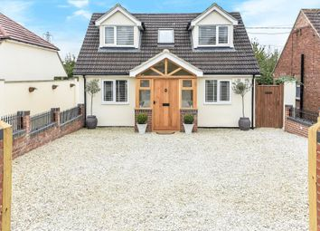 Thumbnail 3 bedroom detached house for sale in Farmoor, West Oxford