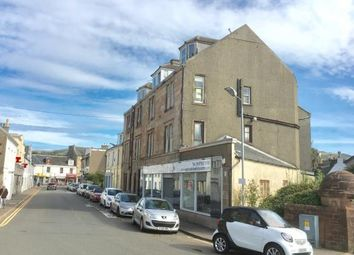 Thumbnail 2 bed flat for sale in Bath Street, Largs, North Ayrshire, Scotland