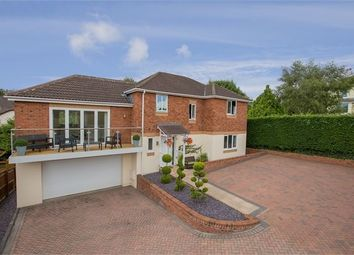 Thumbnail 4 bed detached house for sale in Abbotswood, Ogwell, Newton Abbot, Devon.