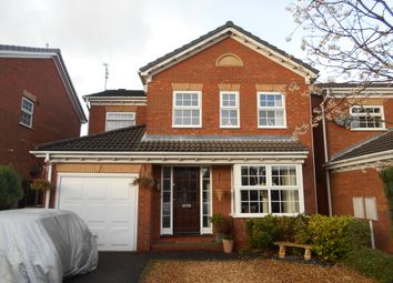 Thumbnail 4 bed detached house to rent in Crow Hill, Nuneaton