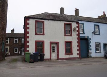 Thumbnail End terrace house for sale in Station Road, Aspatria, Wigton