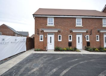 2 bed end terrace house for sale in Penrith Drive, Littleover, Derby DE23