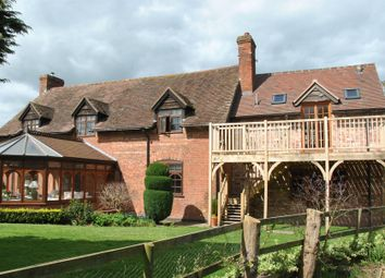 Thumbnail 5 bed detached house for sale in Malvern Road, Stanford Bishop, Worcester