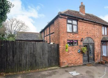 Thumbnail 2 bedroom barn conversion for sale in The Barn, Old Penns Lane, Coleshill, Birmingham