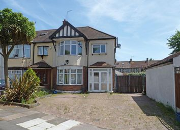 Thumbnail 3 bed end terrace house for sale in Southview Crescent, Ilford