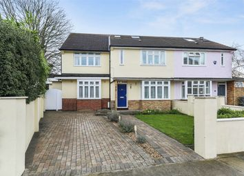 Thumbnail 4 bed semi-detached house for sale in Station Gardens, London