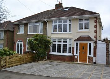 Thumbnail 3 bed semi-detached house for sale in Sunnyside Avenue, Swindon