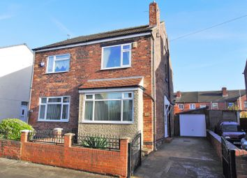 Thumbnail 3 bed semi-detached house for sale in Oxford Street, Rotherham