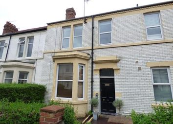 Thumbnail 2 bed flat for sale in Alnwick Avenue, Whitley Bay, Tyne And Wear