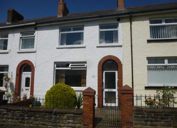 Thumbnail 2 bed terraced house for sale in Glebe Street, Bedwas, Caerphilly