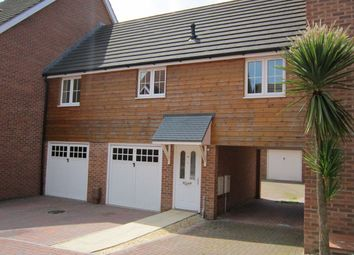 Thumbnail 2 bed property to rent in Jerome Street, Whiteley, Fareham
