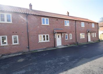 Thumbnail 3 bed town house for sale in Old Forge Close, Thurgarton, Nottingham