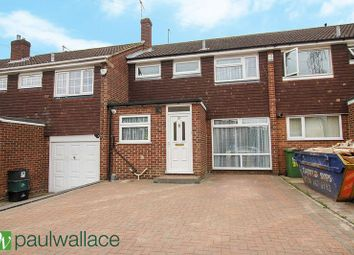 Thumbnail 3 bed terraced house for sale in Herongate Road, Cheshunt, Waltham Cross