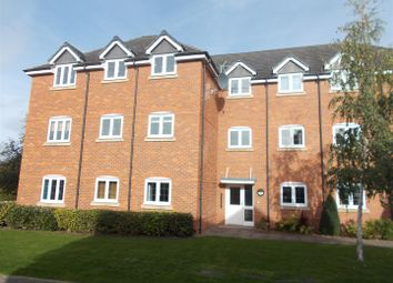 Thumbnail 2 bed flat for sale in Drake Close, Shrewsbury