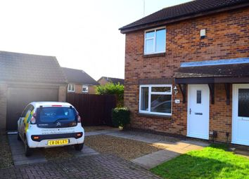 Thumbnail 3 bed property to rent in Yeoman Meadow, Northampton