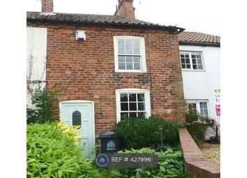 Thumbnail 2 bed terraced house to rent in Station Road, Bawtry, Doncaster
