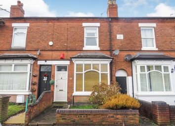 2 bed terraced house for sale in Wood Lane, Harborne, Birmingham B17