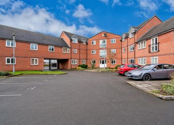 Thumbnail 1 bedroom flat for sale in Woodcroft Court, Hawbush Road, Bloxwich