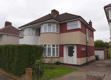 Thumbnail 3 bed semi-detached house for sale in St Edmunds Drive, Stanmore, Middlesex