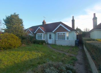 Thumbnail 2 bed semi-detached bungalow for sale in Durrington Lane, Worthing
