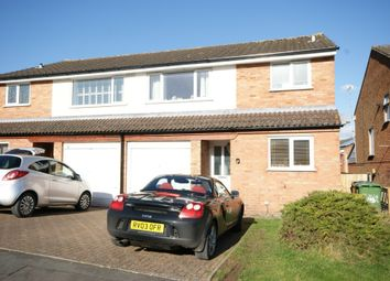 Thumbnail 3 bed semi-detached house to rent in Cotterills Close, Whitnash, Leamington Spa