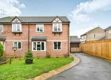 Thumbnail 4 bed semi-detached house for sale in Carpenter Close, Pewsham, Chippenham