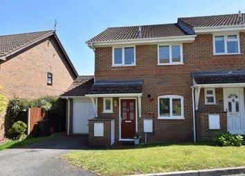 Thumbnail Semi-detached house for sale in Dauntless Road, Burghfield Common, Reading