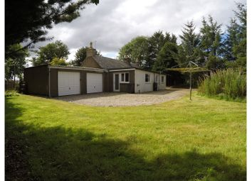 Thumbnail 3 bedroom detached bungalow for sale in Kirkton Of Rayne, Inverurie