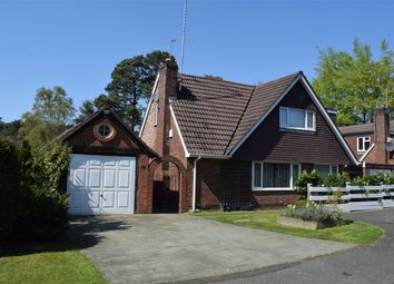 Thumbnail 4 bed detached house for sale in Tekels Way, Camberley, Surrey