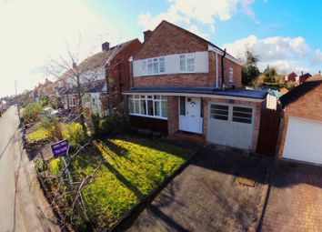 Thumbnail 3 bed detached house for sale in Manor Avenue South, Kidderminster