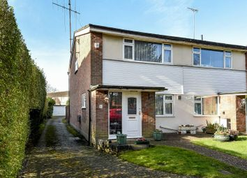 Thumbnail 3 bed end terrace house for sale in The Larches, Rickmansworth Road, Northwood