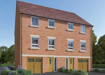 """Thumbnail 4 bed town house for sale in """"The Holbeck"""" at Bede Ling, West Bridgford, Nottingham"""