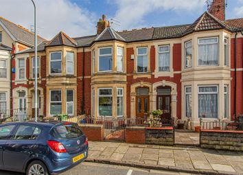 Thumbnail 3 bed property for sale in Kingsland Road, Canton, Cardiff